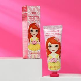 Крем для рук Orchid Flower Saengle Taeng Taeng Hand Cream, 60 мл