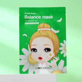 Маска тканевая для лица Orchid Flower Balance Mask, 25 гр