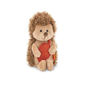 Мягкая игрушка «Ёжик Колюнчик» с шишкой, 15 см