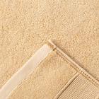 Полотенце махровое Этель «Уют» 35*75 см, цв. бежевый 100% хл, 600 гр/м2 - Фото 4