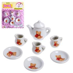 Набор керамической посуды «Мини чаепитие»-3