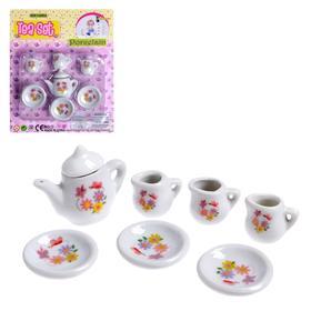 Набор керамической посуды «Мини чаепитие»-4