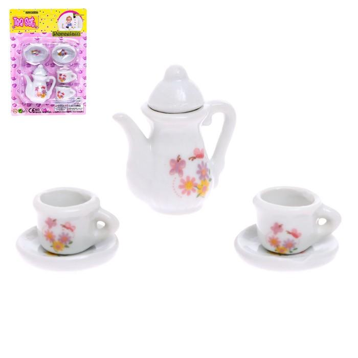 Набор керамической посуды Мини чаепитие-7