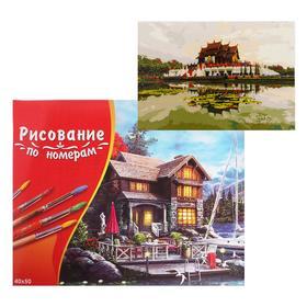 Картина по номерам 40×50 см в коробке «Прекрасный Таиланд»