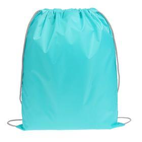 Мешок для обуви 420 х 340 мм, цвет мятный
