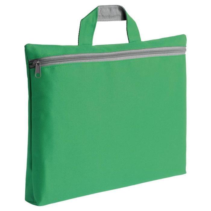 Сумка-папка SIMPLE зеленая