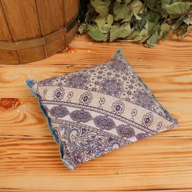 Подушка сувенирная, 13×13 см, можжевельник, лаванда, микс Ош