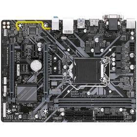 Материнская плата Gigabyte B365M HD3, LGA1151v2, B365, 2xDDR4, VGA, DVI, HDMI, mATX