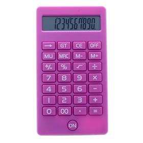 Калькулятор карманный, 12-разрядный, KK-108, МИКС Ош