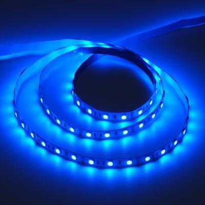 Светодиодная лента Ecola LED strip PRO, 10 мм, 12 В, RGB, 14.4 Вт/м, 60Led/m, IP20, 5 м