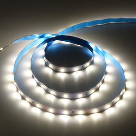 Светодиодная лента на катушке Ecola LED strip PRO, 8 мм, 12 В, 4200 К, 4.8 Вт/м, IP20, 5 м