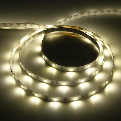 Светодиодная лента на катушке Ecola LED strip PRO, 10 мм, 12 В, 2800 К, 7.2 Вт/м, IP20, 5 м