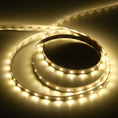 Светодиодная лента на катушке Ecola LED strip PRO, 8 мм, 12 В, 2800 К, 8 Вт/м, IP20, 5 м