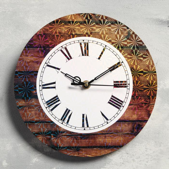 Часы настенные Витени, d23.5, плавный ход