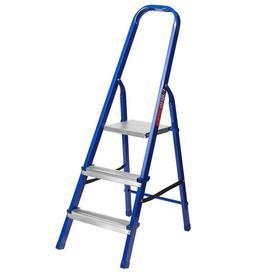 Лестница-стремянка MIRAX 38800-03, стальная, 60 см, 3 ступеней Ош