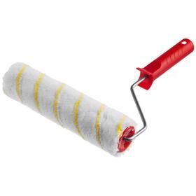 Валик малярный POLYTEX MIRAX 03716-24, 240 мм, d=40 мм, ворс 12 мм, ручка d=6 мм