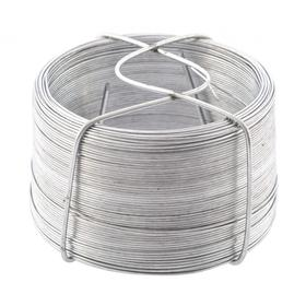 Проволока 'Сибртех' стальная, оцинкованная 0,7 мм, длина 75 м. Ош