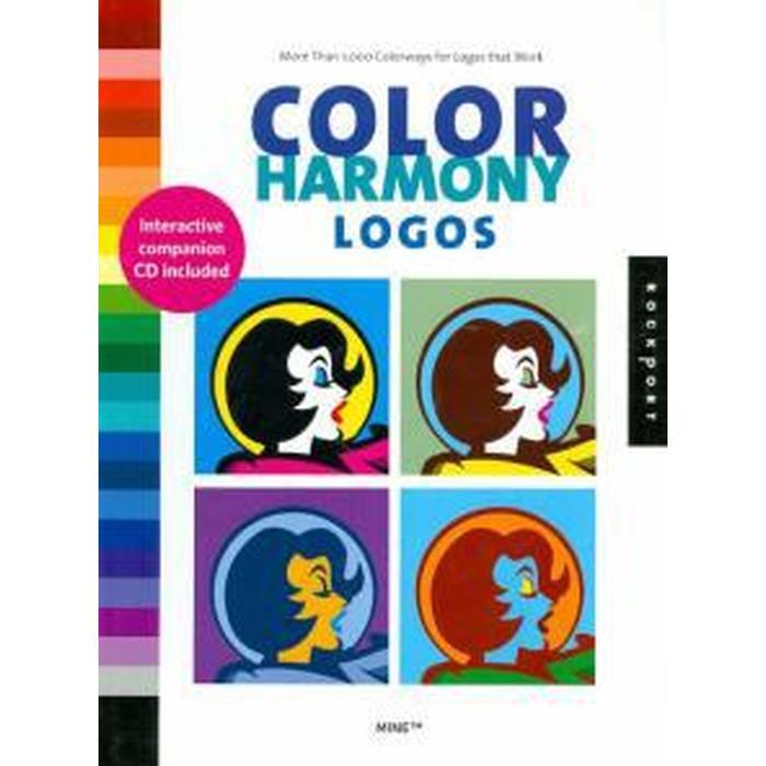 Foreign Language Book. Color Harmony Logos (Комплект: книга+СD) (на английском языке)