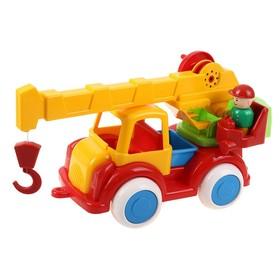 Машинка «Автокран»