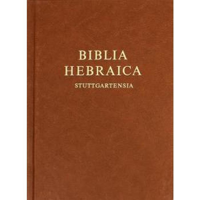 Foreign Language Book. BIBLIA HEBRAICA Stuttgartensia. Библия на древне-еврейском