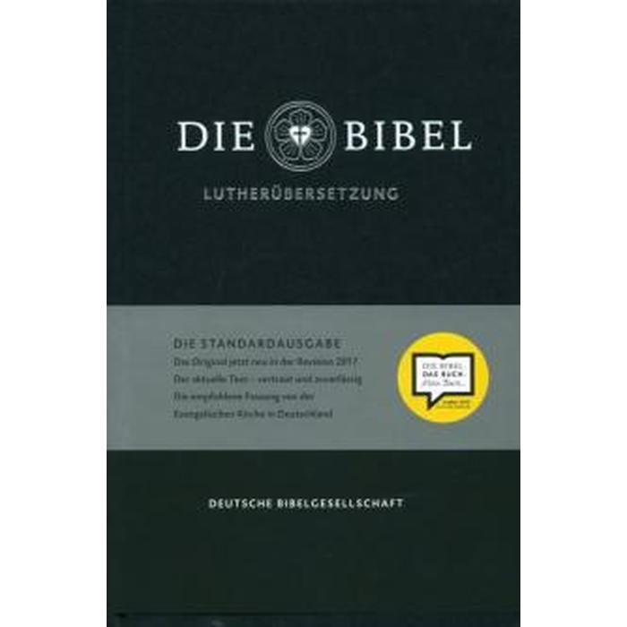 Foreign Language Book. Die Bibel. Lutherubersetzung. На немецком языке, цвет чёрный