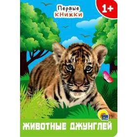 Животные джунглей. Первые книжки