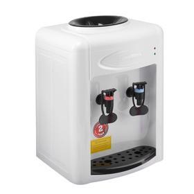 Кулер для воды AquaWork AW 0.7TKR, только нагрев, 700 Вт, бело/черный Ош