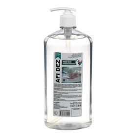 Мыло жидкое с антибактериальным  эффектом IPC Afi Dez, 1 л Ош