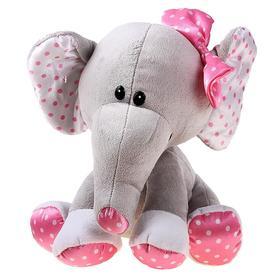Мягкая игрушка «Слонишка Мила»