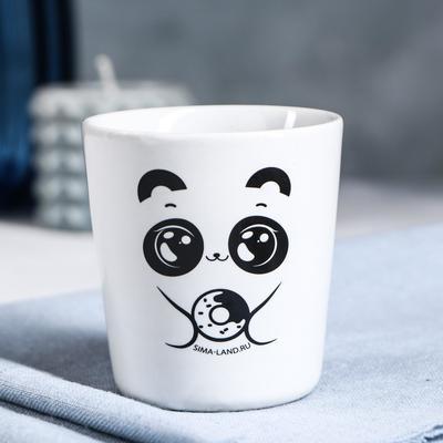 "Стакан керамика ""Панда"" 210 мл"