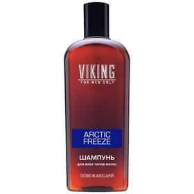 Шампунь для всех типов волос Viking Arctic Freeze, освежающий, 300 мл