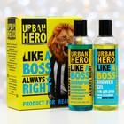 Набор подарочный Urban Hero Like A Boss: шампунь-кондицонер для нормальных волос и гель для душа