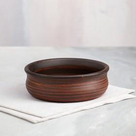 Кашпо для кактусов и суккулентов «Бонсайница», Ø 15 см, дымленый Ош