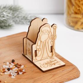 Подставка для зубочисток «Дед мороз»