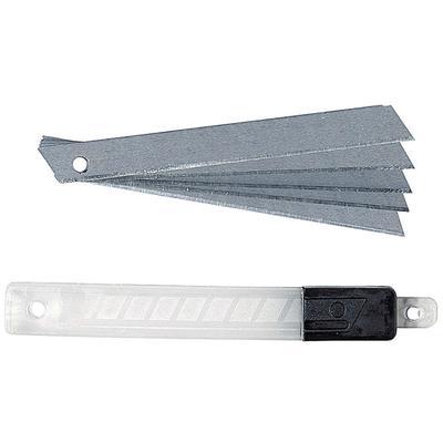 Лезвия STAYER PROFESSIONAL 0905-S5, сегментированные, 5 штук, 9 мм