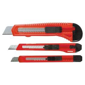 Набор ножей Matrix 78985, выдвижные лезвия, 9-9-18 мм, 3 штуки