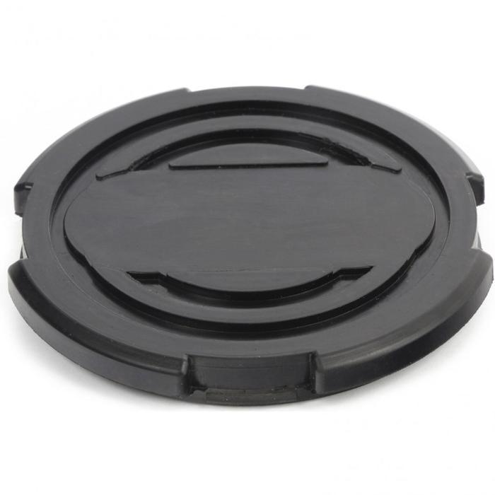 Резиновая опора для подкатного домкрата Matrix 50912, D 100 мм, d 90 мм, H 12 мм