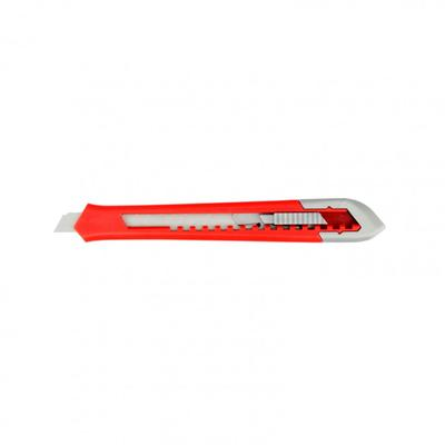 Нож унивесальный Matrix 78927, выдвижное лезвие, корпус ABS-пластик, 9 мм