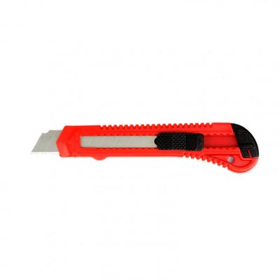 Нож унивесальный Matrix 78929, выдвижное лезвие, 18 мм