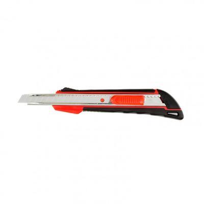 Нож унивесальный Matrix 78932, выдвижное лезвие, металл, эргономичная рукоятка, 9 мм