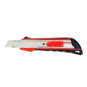 Нож унивесальный Matrix 78933, выдвижное лезвие, металл, эргономичная рукоятка, 18 мм