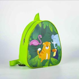 Рюкзак детский «Зверята», 23х20,5 см Ош