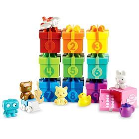 Развивающая игрушка «Подарочки с сюрпризом», 30 элементов