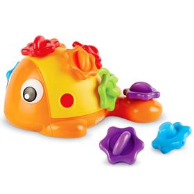 Развивающая игрушка «Рыбка Финн», 12 элементов