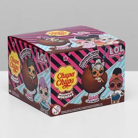 Шоколадный шар Сhupa-Сhups LOL, 20 г