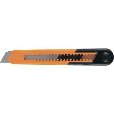 Нож универсальный Sparta 78907, выдвижное лезвие, пластиковый усиленный корпус, 18 мм