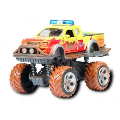 Машинка «Внедорожник» имитация грязи, 15 см, МИКС - Фото 1