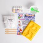 """Творческий набор для создания бомбочек для ванны """"Бурлящие бомбочки. Инопланетяне"""" - Фото 2"""