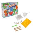 """Творческий набор для создания бомбочек для ванны """"Бурлящие бомбочки. Животные"""" - Фото 2"""