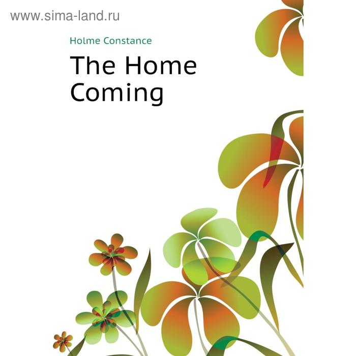 Книга The Home Coming